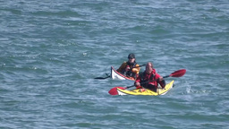 Canoeing 2 Footage