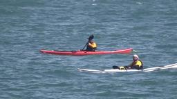 Canoeing 3 Footage