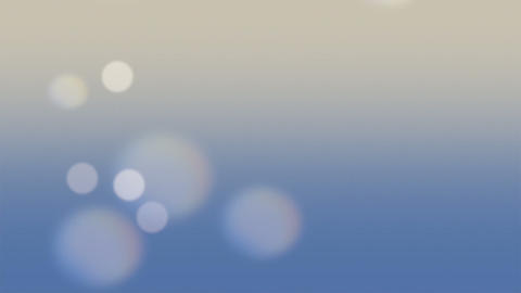 abstract light blue white bokeh background Footage