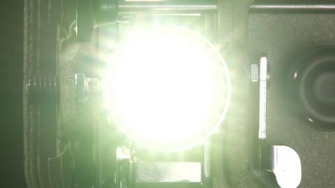 Film Projector cu 03 Footage