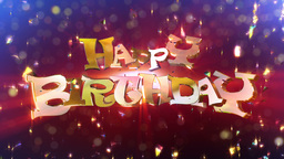 Happy Birthday Suprise Animation Animation
