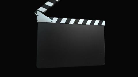 Film Slate - Four Animations+Alpha Animation