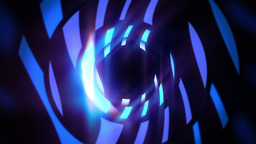 disco rings B Animation