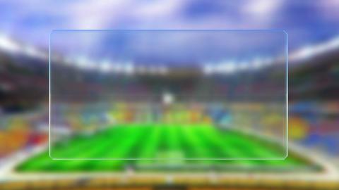 soccer match table news Animation