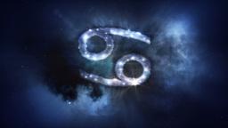 Cancer nebula loop Animation