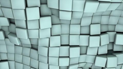Ocean Cubes stock footage