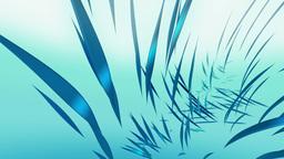 Swarming lines. B Animation