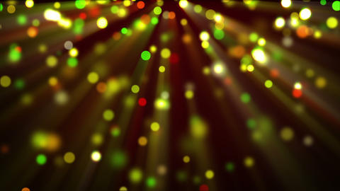 colorful shiny glitter circles loopable background Animation