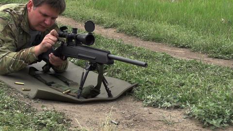 Shooting A Gun 1