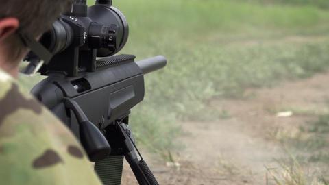 Shooting A Gun 2