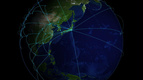 Global Network from Tokyo Animation