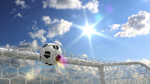 Goal!!! stock footage