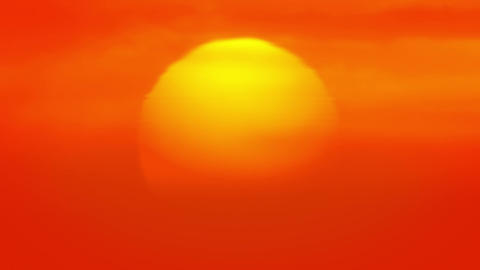 Sunset (Loop) Animation