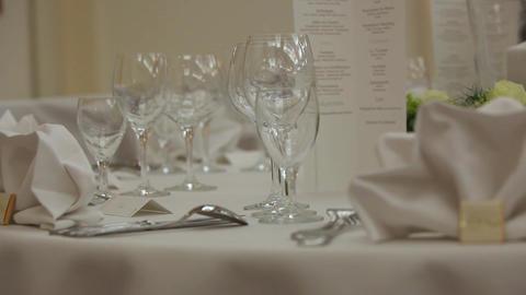 set table Footage