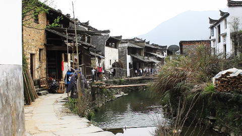 wuyuan35 Stock Video Footage