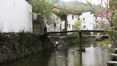 wuyuan40 Stock Video Footage