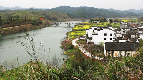 wuyuan73 Stock Video Footage