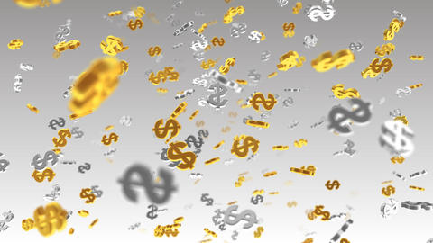 Money Symbol 2E dollar w Animation