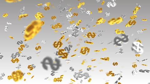 Money Symbol 2E dollar w Animation