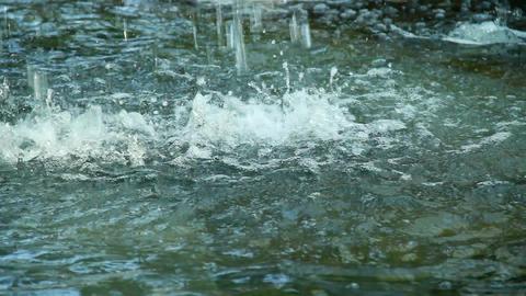 Waterfall Stock Video Footage