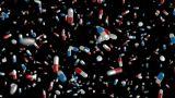 Medicine Drug 2bB Capsule Tablet Pills stock footage