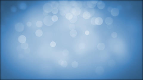lightRainBlueHD Stock Video Footage