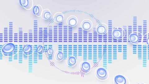 DJ Sound Ba Stock Video Footage