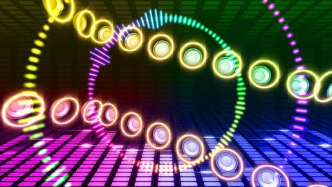 DJ Sound Bc Stock Video Footage