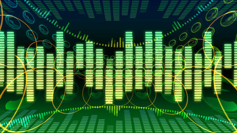 DJ Sound C4a Stock Video Footage