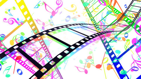 Music Film Bc1 Stock Video Footage