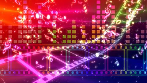 Music Film Bd1 HD Stock Video Footage