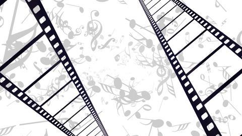 Music Film Cb1 Stock Video Footage
