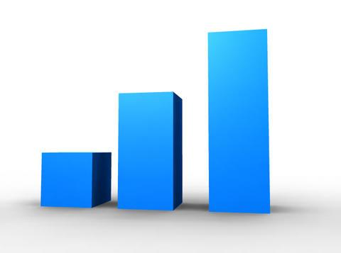 Bar Graph Stock Video Footage