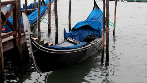 Gondola detail - prow Footage