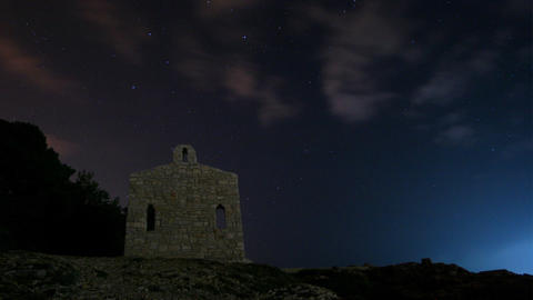 Sky chapel Footage