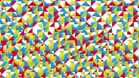 Patterns Transition CG動画