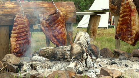 celtic village cooking 02 Live Action