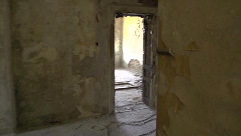 Abandoned house Footage