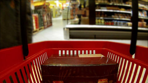 TIME-LAPSE: Shopping stock footage