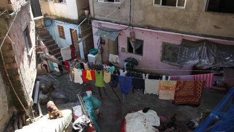 Everyday life in Favela Rocinha, Rio de Janeiro, B Footage