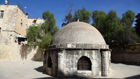 Church of the Holy Sepulchre: Chapel of Saint Hele Footage