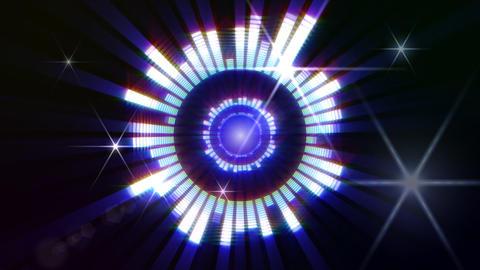 DJ Equalizer CMF2 Stock Video Footage