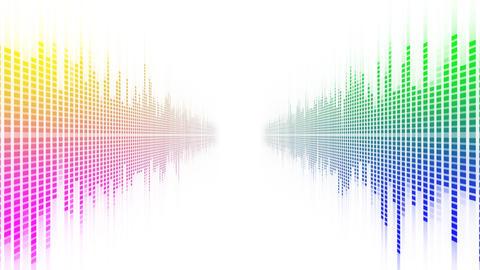 DJ Equalizer P2MF3 CG動画