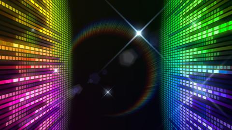 DJ Equalizer P3FF4 Stock Video Footage