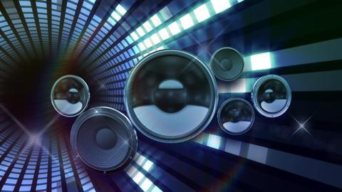 Speaker Equalizer CFN2 CG動画