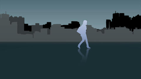 silhouette10 HD Animation