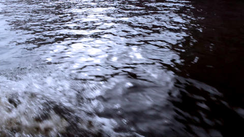 4321 Water Wave HD Footage