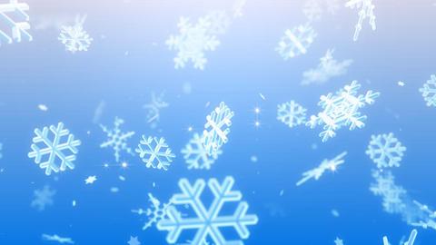 Snow Flake BL1 CG動画