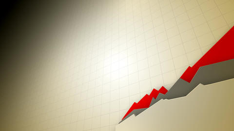 Animated 3D Chart HD GIF