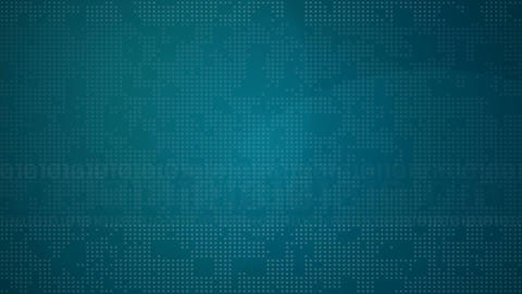 Digital blue background with data streams Stock Video Footage